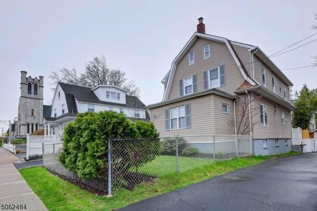 213 Paulison Ave, Passaic City, NJ 07055 (#3704541) :: NJJoe Group at Keller Williams Park Views Realty
