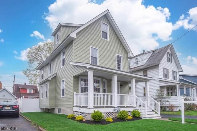 42 Wharton Ave, Nutley Twp., NJ 07110 (MLS #3704580) :: Provident Legacy Real Estate Services, LLC