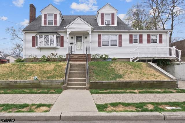 1 Coolidge Pl, Haledon Boro, NJ 07508 (MLS #3704586) :: Pina Nazario