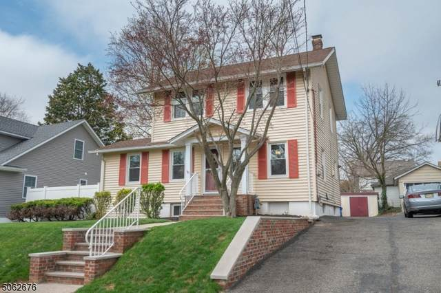 1196 Mooney Pl, Rahway City, NJ 07065 (MLS #3704652) :: Zebaida Group at Keller Williams Realty