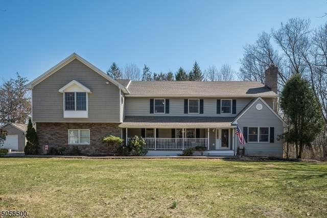 5 Dancer Dr, Mount Olive Twp., NJ 07828 (MLS #3704688) :: SR Real Estate Group