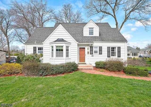 15 Wychwood Rd, Livingston Twp., NJ 07039 (MLS #3704690) :: SR Real Estate Group