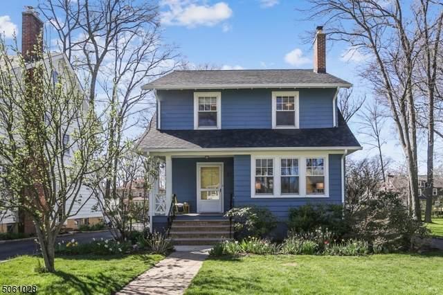 21 Bowdoin St, Maplewood Twp., NJ 07040 (MLS #3704787) :: SR Real Estate Group