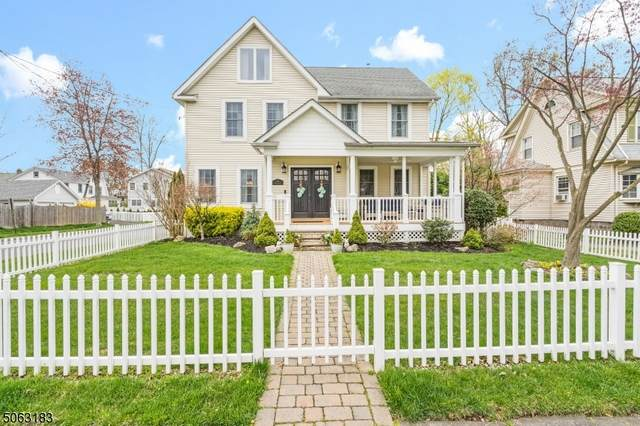 28 Beech St, Cranford Twp., NJ 07016 (#3704982) :: Daunno Realty Services, LLC