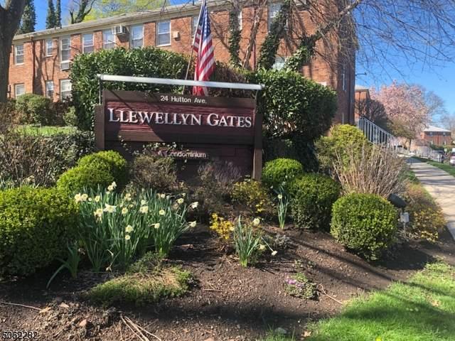 24 Hutton Ave #22, West Orange Twp., NJ 07052 (MLS #3705073) :: Gold Standard Realty