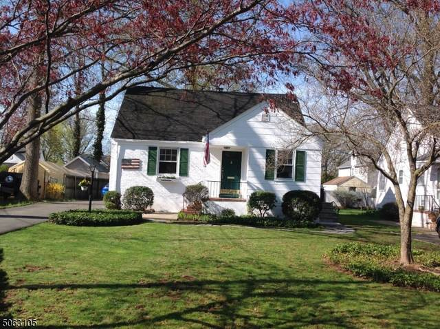 1322 Pine Grove Ave, Westfield Town, NJ 07090 (MLS #3705093) :: SR Real Estate Group