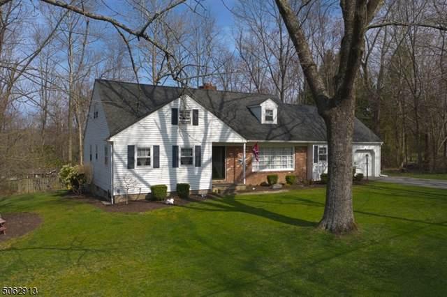945 Edgewood Dr, Stillwater Twp., NJ 07860 (MLS #3705119) :: Zebaida Group at Keller Williams Realty