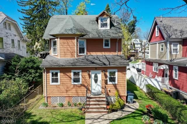9 Morse Ave, East Orange City, NJ 07017 (MLS #3705135) :: SR Real Estate Group