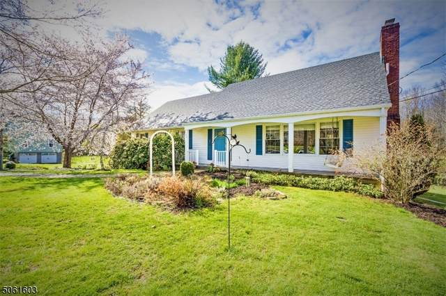 121 Rolling Hill Dr, Long Hill Twp., NJ 07946 (MLS #3705157) :: SR Real Estate Group