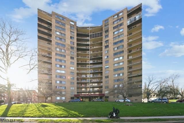 275 Prospect St 14J, East Orange City, NJ 07017 (MLS #3705182) :: SR Real Estate Group