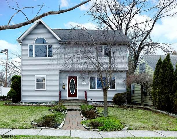 320 Jefferson Ave, Rahway City, NJ 07065 (#3705199) :: Daunno Realty Services, LLC
