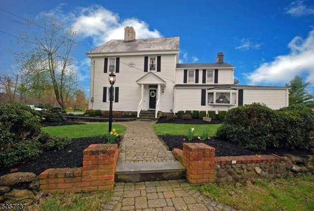 111 Mackerley Rd, Green Twp., NJ 07860 (MLS #3705217) :: Corcoran Baer & McIntosh