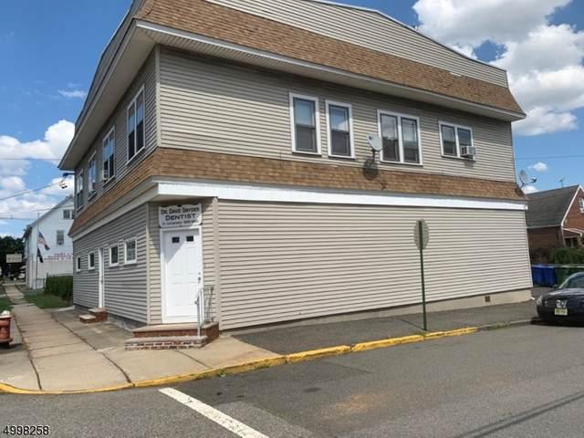 2502 Grier Ave #4, Linden City, NJ 07036 (MLS #3705219) :: The Sue Adler Team
