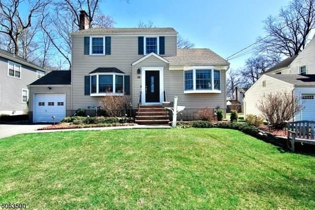36 Winchester Rd, Livingston Twp., NJ 07039 (MLS #3705225) :: Zebaida Group at Keller Williams Realty