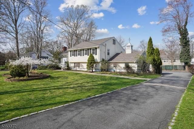 39 Heron Rd, Livingston Twp., NJ 07039 (MLS #3705228) :: The Debbie Woerner Team
