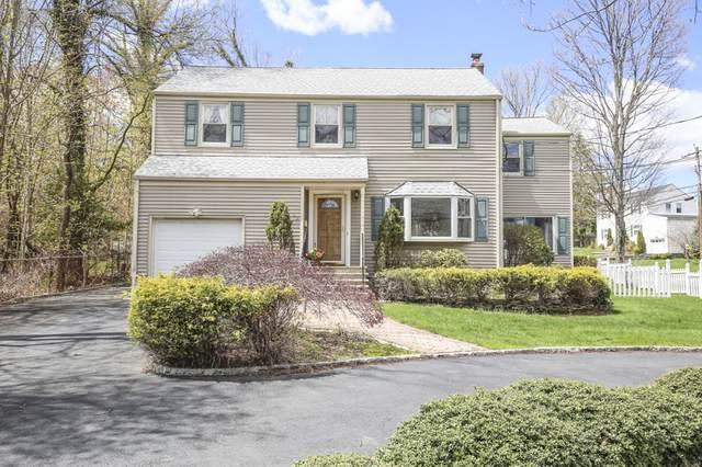 22 Hillside Ave, Livingston Twp., NJ 07039 (MLS #3705235) :: The Sue Adler Team