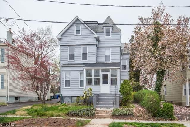 21 Montague Pl, Montclair Twp., NJ 07042 (MLS #3705242) :: Zebaida Group at Keller Williams Realty