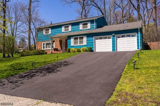 34 Pondview Rd, Parsippany-Troy Hills Twp., NJ 07950 (MLS #3705259) :: RE/MAX Select