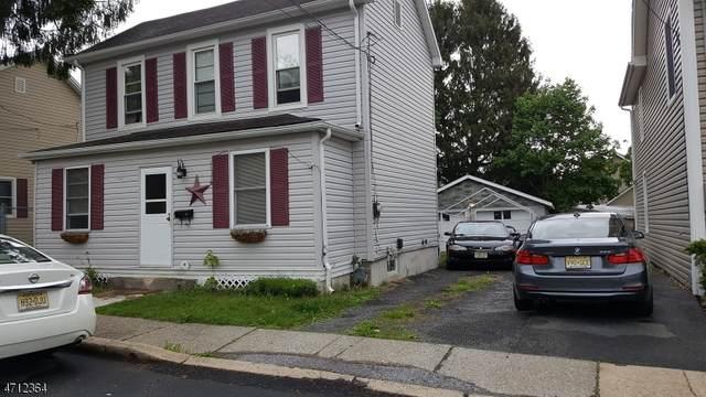 51 East Stewart, Washington Boro, NJ 07882 (MLS #3705292) :: The Sikora Group