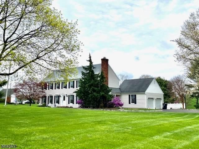 32 Arrowhead Dr, Branchburg Twp., NJ 08853 (MLS #3705296) :: Zebaida Group at Keller Williams Realty