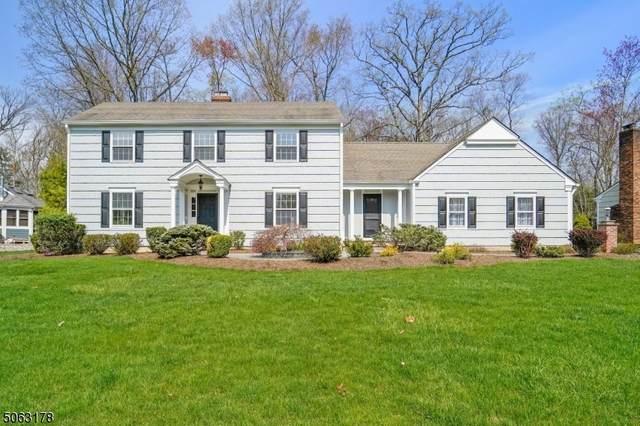 19 Geoffrey Ct, Chatham Twp., NJ 07928 (MLS #3705303) :: SR Real Estate Group