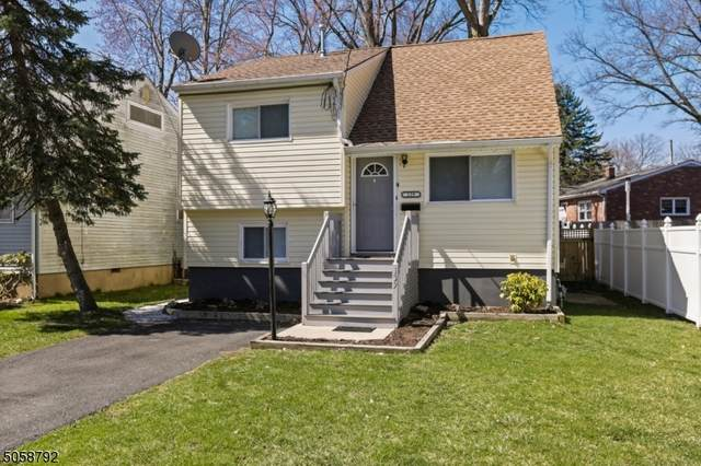 139 Camden Rd, Parsippany-Troy Hills Twp., NJ 07054 (MLS #3705343) :: RE/MAX Select