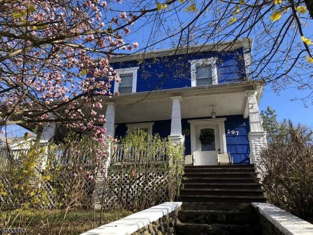 297 E Main St, Rockaway Boro, NJ 07866 (MLS #3705348) :: The Debbie Woerner Team
