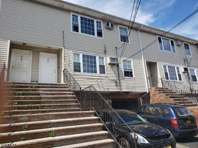 328 Bond St, Elizabeth City, NJ 07206 (MLS #3705369) :: Coldwell Banker Residential Brokerage