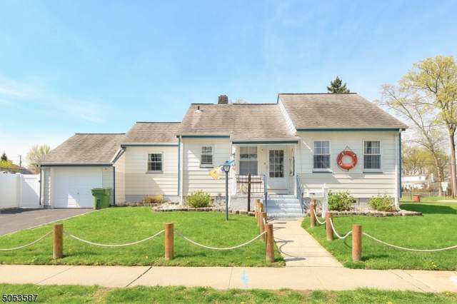 41 Pallant Ave, Linden City, NJ 07036 (MLS #3705370) :: Coldwell Banker Residential Brokerage