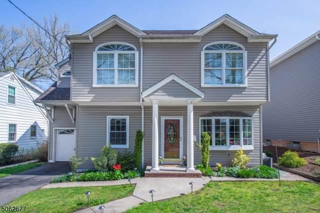 390 High St, Nutley Twp., NJ 07110 (MLS #3705388) :: Zebaida Group at Keller Williams Realty