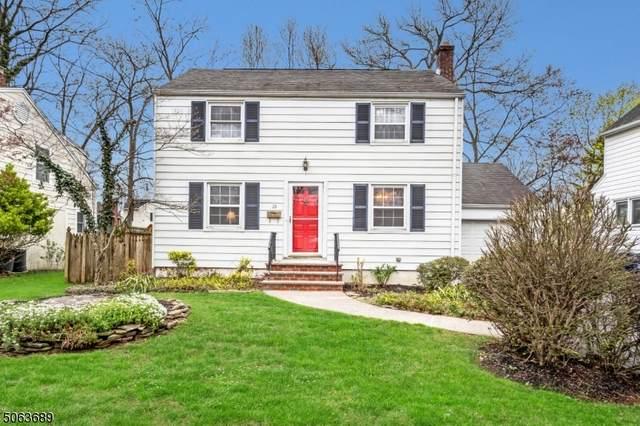 28 Laurel Pl, Fanwood Boro, NJ 07023 (MLS #3705406) :: The Dekanski Home Selling Team