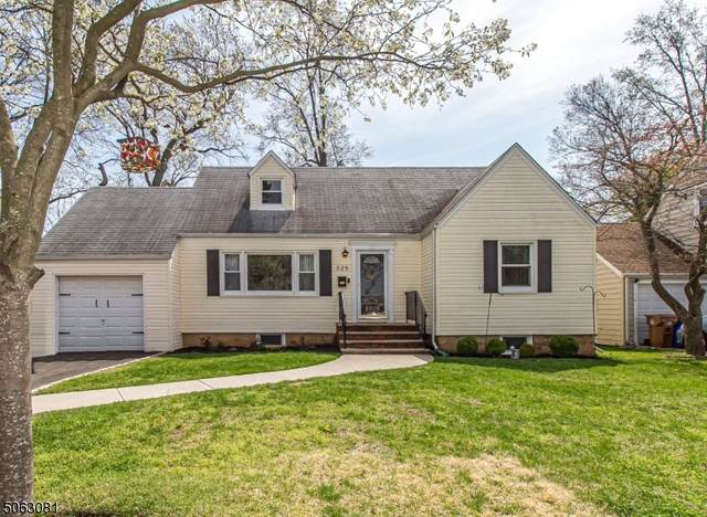 325 Elmwood Ter, Linden City, NJ 07036 (MLS #3705408) :: The Dekanski Home Selling Team
