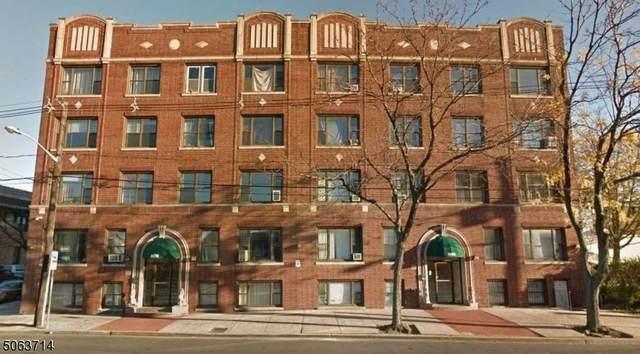 1870 Kennedy . Blvd 4D, Jersey City, NJ 07305 (MLS #3705429) :: RE/MAX Select