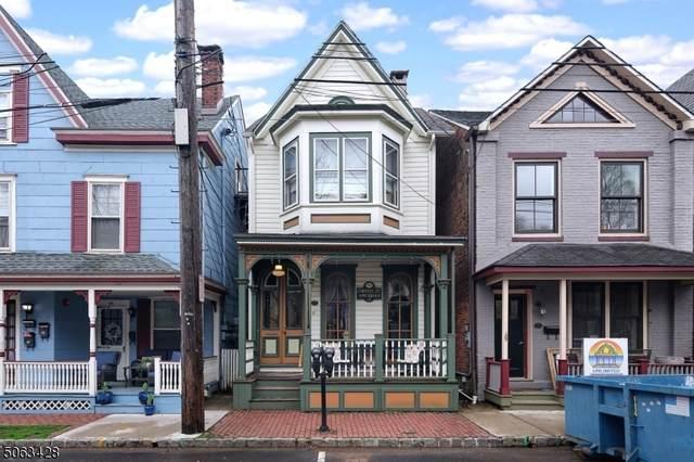 51 Coryell Street, Lambertville City, NJ 08530 (MLS #3705430) :: Weichert Realtors