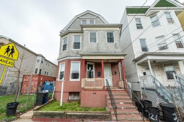 223 S 9th St #2, Newark City, NJ 07103 (MLS #3705461) :: Team Francesco/Christie's International Real Estate