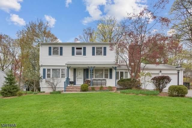 25 Hickory Pl, Livingston Twp., NJ 07039 (MLS #3705480) :: Gold Standard Realty