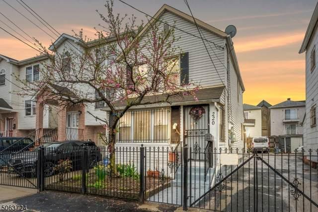 220 Bond St, Elizabeth City, NJ 07206 (MLS #3705491) :: Gold Standard Realty