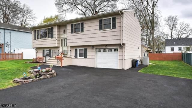 31 Oak Ridge Rd, Parsippany-Troy Hills Twp., NJ 07054 (MLS #3705518) :: RE/MAX Select