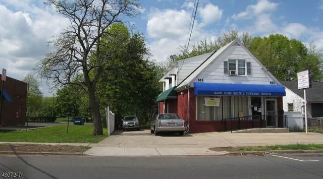 863 Hamilton St, Franklin Twp., NJ 08873 (MLS #3705520) :: RE/MAX Platinum