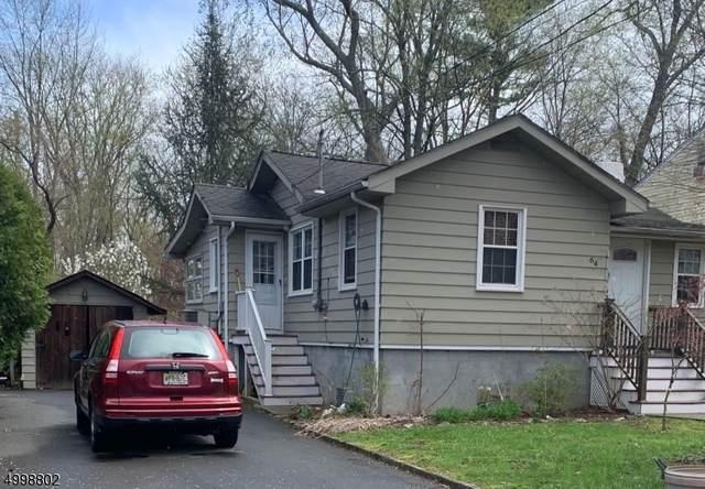 64 River Dr, Parsippany-Troy Hills Twp., NJ 07034 (MLS #3705532) :: The Sue Adler Team