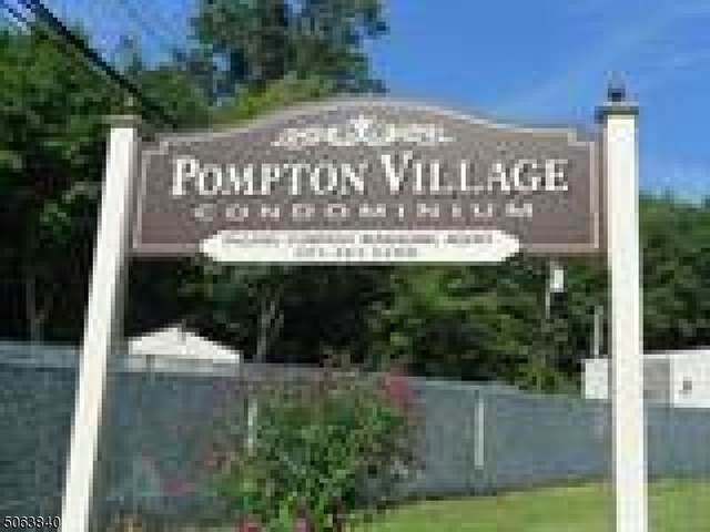109 Federal Hill Rd #109, Pompton Lakes Boro, NJ 07442 (MLS #3705548) :: SR Real Estate Group