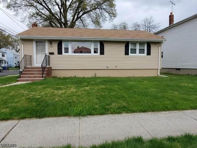 1118 Bower St, Linden City, NJ 07036 (MLS #3705564) :: The Dekanski Home Selling Team
