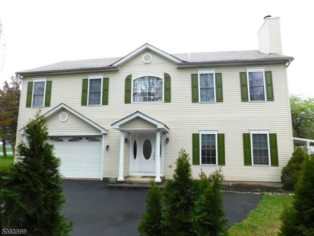 2 Fleetwood Dr, Rockaway Twp., NJ 07866 (MLS #3705601) :: RE/MAX Select