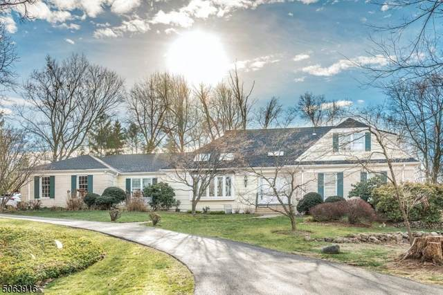 18 Highfield Ter, North Caldwell Boro, NJ 07006 (MLS #3705602) :: RE/MAX Select
