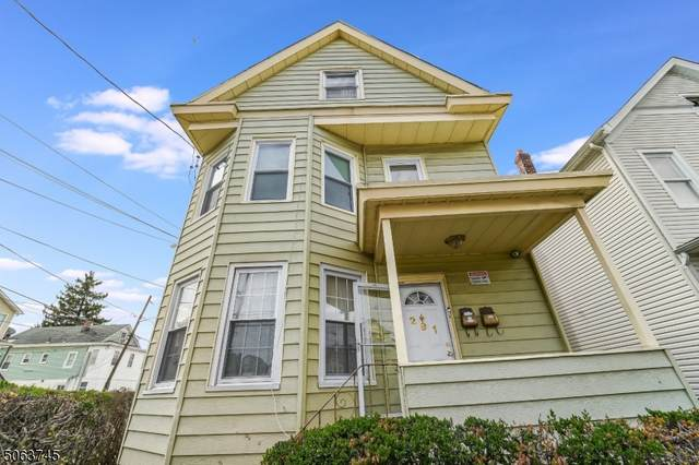 291 Jefferson St, Paterson City, NJ 07522 (MLS #3705604) :: RE/MAX Select