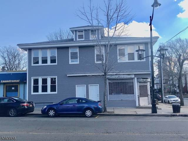 972 Bergen St, Newark City, NJ 07112 (MLS #3705615) :: RE/MAX Select