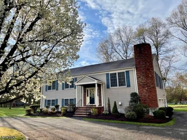 142 Sand Spring Rd, Harding Twp., NJ 07960 (MLS #3705654) :: SR Real Estate Group