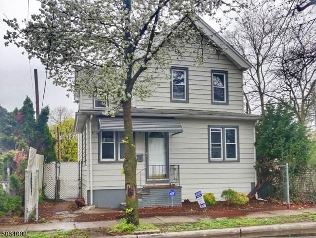 611 Langdon St, City Of Orange Twp., NJ 07050 (MLS #3705701) :: SR Real Estate Group