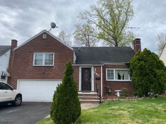 547 Salem Rd, Union Twp., NJ 07083 (MLS #3705705) :: SR Real Estate Group