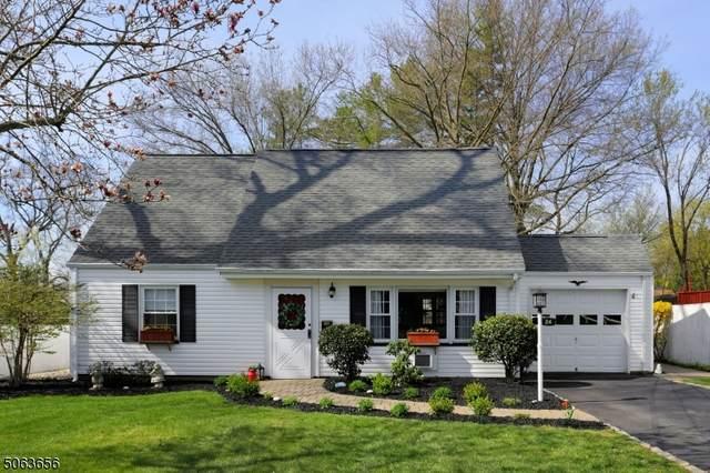 24 Monmouth Ct, Livingston Twp., NJ 07039 (MLS #3705709) :: SR Real Estate Group